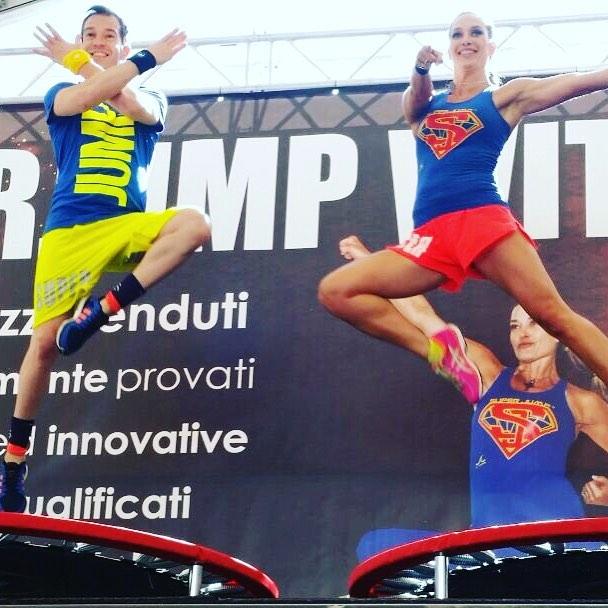 Superjump: il trampolino che snellisce e diverte