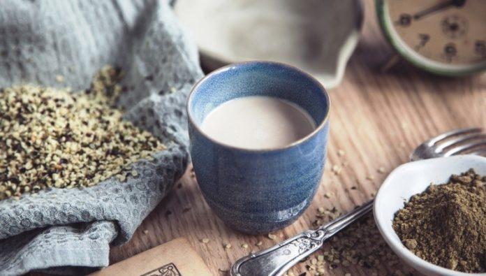 Hemp Milk, latte di canapa