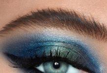 ombretto blu